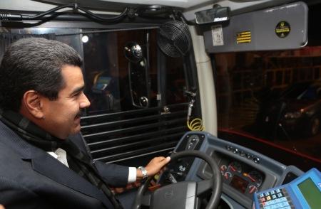 La Vergonzosa Hoja de trabajo de Nicolás Maduro